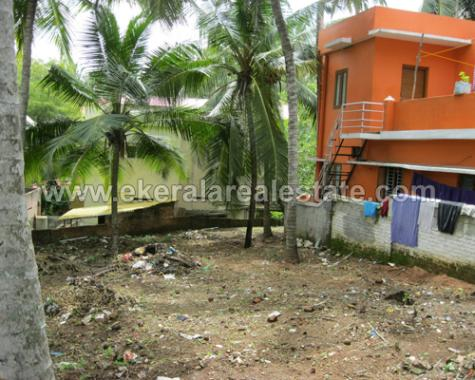 10 Cents for Sale in Poojappura Trivandrum - Poojappura Land