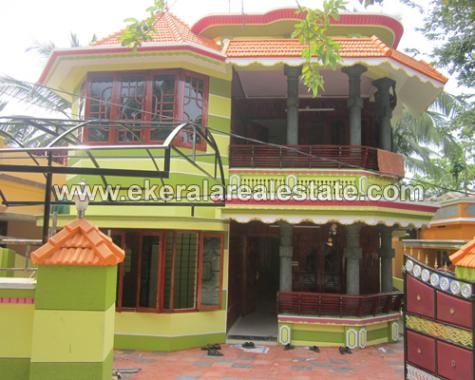 4 BHK, 8 Cents 2000 sq.ft House for Sale at Peyad Trivandrum (1)
