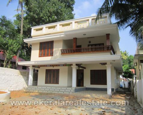 residential posh house in trivandrum city