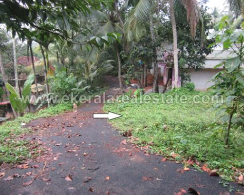 reasonable rate house plots in trivandrum
