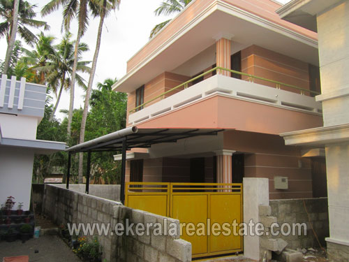 kazhakuttom real estate low budget houses sale in  kazhakuttom trivandrum