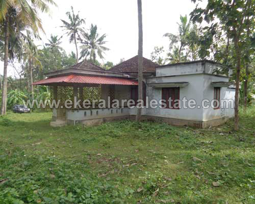 5 acres land with old house sale at parippally trivandrum kerala